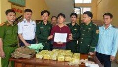 An ninh - Hình sự - Hà Tĩnh: Đối tượng vận chuyển 15kg ma túy lấy 2,7 tỷ tiền công sa lưới
