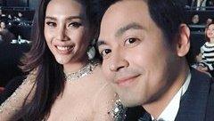 Sự kiện - Võ Hoàng Yến từ chối nói về việc MC Phan Anh bỏ chấm thi Hoa hậu