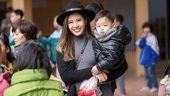 Ngôi sao - Phan Hoàng Thu: 'Một người mẹ thành công khi con mạnh khỏe và có trái tim nhân hậu'