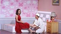 TV Show - Trường Giang mạnh dạn gọi Ái Phương là 'cả một trời thương nhớ'