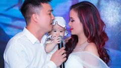 Ngôi sao - 'Diễn viên 4 đời chồng' Hoàng Yến bật khóc trong tiệc sinh nhật