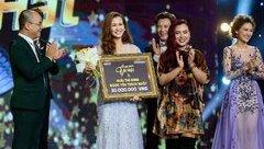 Sự kiện - Võ Hạ Trâm giành quán quân cuộc thi 'Hãy nghe tôi hát 2018'