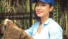 Ngôi sao - Bị chê quê mùa tại sân bay, 'Người đẹp Tây Đô' Việt Trinh phản ứng thế nào?