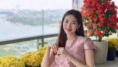 Ngôi sao - Hoa hậu Đặng Thu Thảo hạnh phúc khoe ảnh bụng bầu