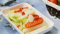 Gia đình - Món ngon mỗi ngày: Cách làm rau củ muối chua chua, ngọt ngọt