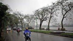 Tin nhanh - Dự báo thời tiết 26/4: Miền Bắc tiếp tục có mưa vừa và mưa to