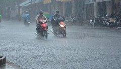 Tin nhanh - Dự báo thời tiết 27/4: Mưa dông rải rác khắp cả nước