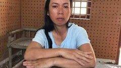 Pháp luật - Hung thủ sát hại cán bộ HTX bật khóc khi nhắc đến con
