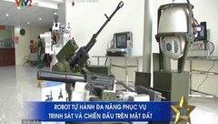 Công nghệ - Cận cảnh robot chiến đấu do Việt Nam chế tạo