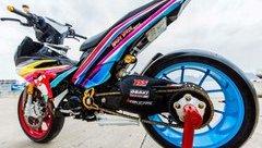 Xe++ - Yamaha Exciter 2009 biển độc, độ khủng của biker Hạ Long
