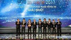 Công nghệ - Vinh danh Nhân tài Đất Việt 2017 trên nhiều lĩnh vực