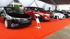Xe++ - Toyota tổ chức lái thử xe mới tại các đại lý trên toàn quốc