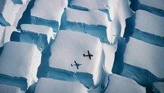 Cuộc sống số - Đi tìm lời giải hiện tượng những 'viên đường' bằng băng khổng lồ ở Nam Cực