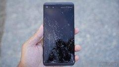 Sản phẩm - Hàn Quốc phát triển vật liệu giúp điện thoại tự lành sau 30 phút