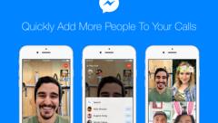 Thủ thuật - Tiện ích - Facebook đơn giản hóa chát video nhóm chỉ bằng một cú chạm