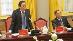 Tin tức - Chính trị - Văn phòng Chủ tịch nước họp báo công bố 6 luật