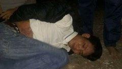 An ninh - Hình sự - Thái Bình: Trộm xe máy bị quần chúng nhân dân vây bắt
