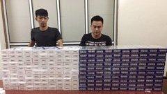 Tin nhanh - Quảng Ninh: CSGT phát hiện hơn 2.000 bao thuốc lá nhập lậu