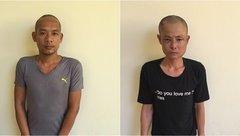 An ninh - Hình sự - Quảng Ninh: Tạm giữ các đối tượng nghiện ma túy, rủ nhau trộm bình ắc quy xe tải