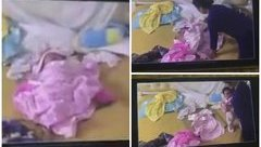 An ninh - Hình sự - Công an vào cuộc vụ bảo mẫu hành hạ dã man cháu bé 2 tháng tuổi
