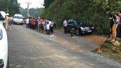 An ninh - Hình sự - Công an Hà Giang thông tin về tin đồn người chồng là nghi phạm vụ gia đình chết trong ô tô