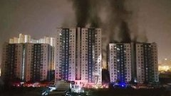 Tin nhanh - Vụ cháy khiến 13 người tử vong: Tiết lộ gây sốc về khu chung cư Carina Plaza