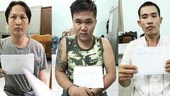 An ninh - Hình sự - Bắt nhóm đối tượng dùng súng uy hiếp, trói bảo vệ để cướp tài sản