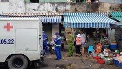 An ninh - Hình sự - Phát hiện cụ bà chết bất thường trong căn nhà ở quận Bình Thạnh