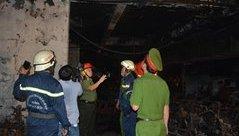 Tin nhanh - Sẽ kiểm tra PCCC tại các chung cư cao tầng sau vụ cháy làm 13 người chết
