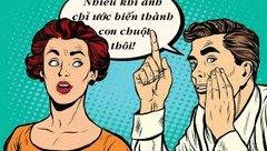 Cộng đồng mạng - Trưa cười: Lý do chồng muốn biến thành chuột