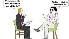 Cộng đồng mạng - Trưa cười: Nhân tài như lá rụng mùa thu