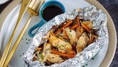 Cộng đồng mạng - Món ngon mỗi ngày: Cá hồi hấp nấm thơm phức cho bữa ăn cuối tuần