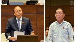 """Xã hội - ĐBQH chất vấn """"hóc búa"""", Thủ tướng nói thẳng: Chưa được hài lòng kết quả điều hành KTXH"""