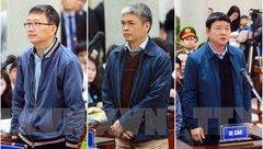 Xã hội - Bản án  với ông Đinh La Thăng, Trịnh Xuân Thanh nghiêm minh, đúng người, đúng tội và nhân văn