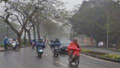 Tin nhanh - Dự báo thời tiết ngày 24/2: Miền Bắc mưa phùn, miền Nam nắng nóng
