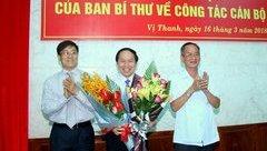 Chính trị - Thứ trưởng bộ Tư Pháp Lê Tiến Châu giữ chức Phó Bí thư Tỉnh ủy Hậu Giang