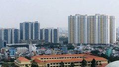 Chính trị - Không phát triển chung cư ở khu vực trung tâm