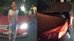 Video - Xôn xao clip Trường Giang bị tố say xỉn va chạm ôtô giữa đêm khuya