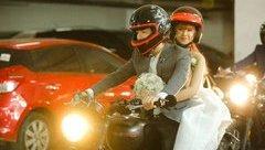 Giải trí - Clip: Màn rước dâu gây sốc của Khởi My - Kelvin Khánh