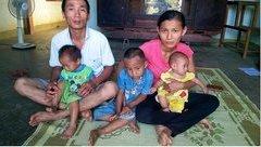 Gia đình - Nghẹn đắng ước mơ hiến thận cứu con của người mẹ trẻ