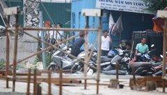 Chính trị - Xã hội - Hà Nội: Sập dự án trường mầm non lúc rạng sáng