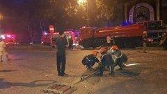 Tin nhanh - Vụ nổ kinh hoàng ở Nghệ An: Thưởng nóng Cảnh sát PCCC ứng cứu kịp thời
