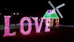 Văn hoá - Choáng ngợp với lễ hội ánh sáng được đầu tư 10 tỷ đồng tại thành Vinh