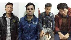 An ninh - Hình sự - Khởi tố nhóm côn đồ xông vào nhà giết người mồng 2 Tết