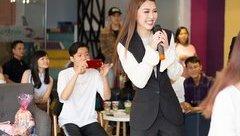 Giải trí - Tường Linh cover hit 'Em gái mưa' tặng fan gây sốt