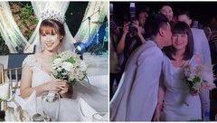 """Ngôi sao - Kiều Minh Tuấn – Cát Phượng bị """"ép"""" nhận hoa cưới từ Kelvin Khánh – Khởi My"""