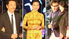 Sự kiện - Những khoảnh đẹp trên thảm đỏ Liên hoan phim Việt Nam lần thứ 20