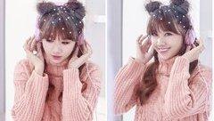 Ngôi sao - Hari Won siêu đáng yêu trong MV chào Giáng sinh 2017