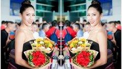 Ngôi sao - Á hậu Nguyễn Thị Loan rạng rỡ trở về sau cuộc thi Hoa hậu Hoàn vũ