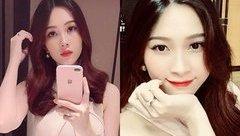 Ngôi sao - Cận cảnh nhan sắc của Hoa hậu Đặng Thu Thảo sau 2 tháng sinh con